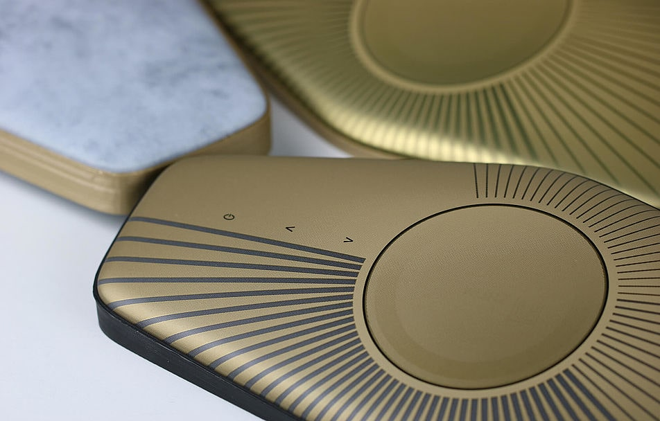 KURZ Visionary Design Soundbox Gold