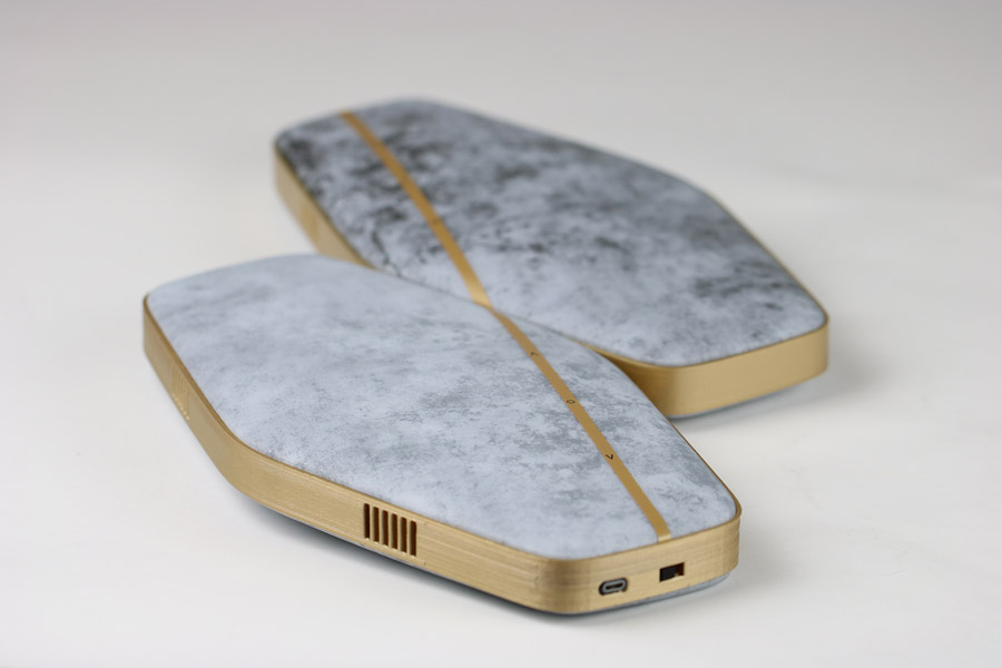 Soundbox Gold & Concrete